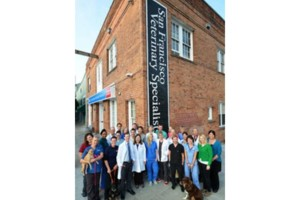 Photo #1: VCA San Francisco Veterinary Specialists