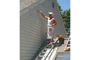 Photo #1: M.HUNSY.PAINTERS. RESIDENTIAL SPECIALIST
