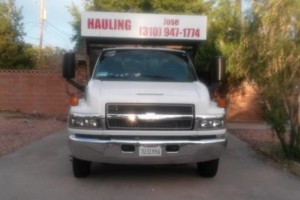 Photo #1: Jose's hauling &construction clean-up