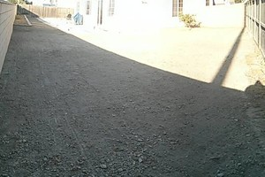 Photo #1: Rototilling and Yard Grading/Leveling