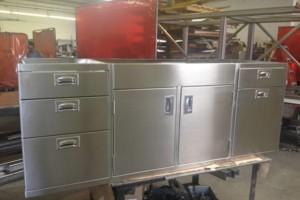 Photo #1: Custom sheet metal fabrication/ mobile welding