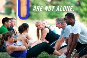 Photo #1: For U Fitness. Mobile Personal Training $10 first hr session!!!!