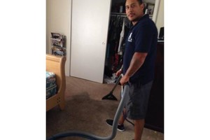 Photo #1: Carpet and upholstery cleaning, we also do grout and tile cleaning