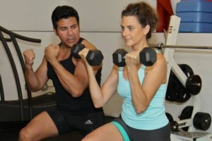 Photo #1: Personal Trainer -Make fit for the summer !