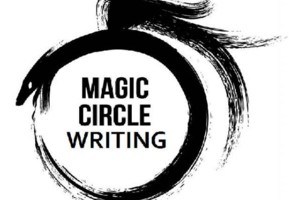 Photo #1: Magic circle writing - your Summertime Writing Helper!