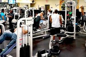 Photo #1: Gym membership
