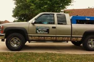 Photo #1: Certified Welder - trailers, trucks, fences, gates, security bars