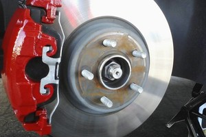 Photo #1: Alloy wheel Repair ( Rim Repair)