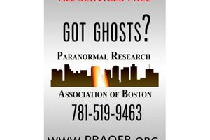 Photo #1: Paranornmal Research Association. Problem with ghosts?