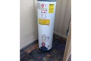 Photo #1: Instalation water heater for $ 169