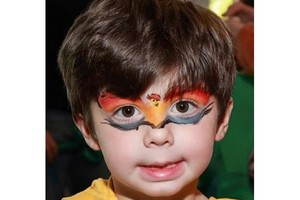 Photo #1: Silly Sally. Facepainting for all your fantastic events!
