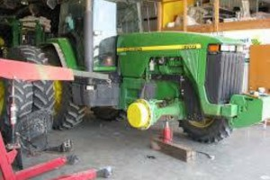 Photo #1: Farm tractor repair. All types!