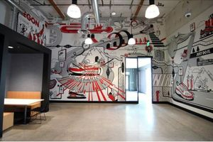 Photo #1: Amazing MURALS | GRAFFITI ART | SIGNAGE. Science&Company
