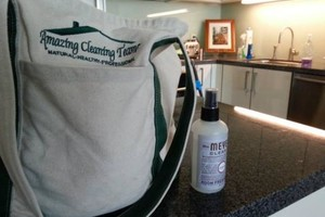 Photo #1: You have more to do then cleaning your home, don't you? Amazing Cleaning Team help you!