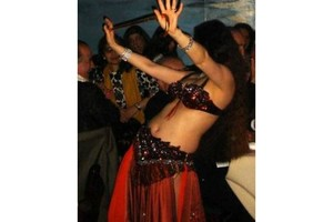 Photo #1: Nisha - Elegant & Professional Belly Dancer for Your Event