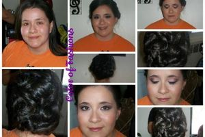 Photo #1: All occasion hair & makeup