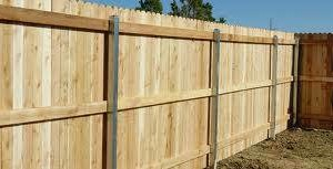 Photo #1: Smith Fencing is proud to be Veteran owned and operated!