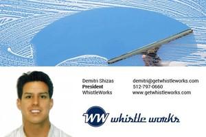 Photo #1: Window washing by WhistleWorks