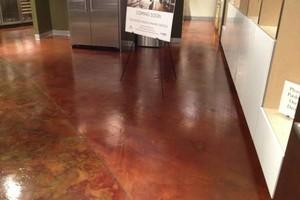 Photo #1: Concrete Repair and Decorative Concrete specialist