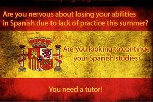 Photo #1: Spanish Tutor by Liam