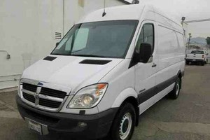 Photo #1: Mover with sprinter cargo van/any time!