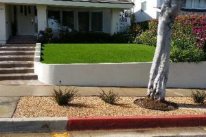 Photo #1: Artificial Grass and Landscaping