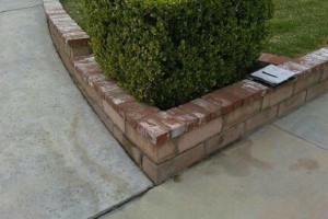 Photo #1: ROBERT'S MASONRY / STONE / BLOCK'S / BRICK'S
