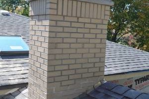 Photo #1: CHIMNEY REPAIR - REBUILD SAVE$$$$