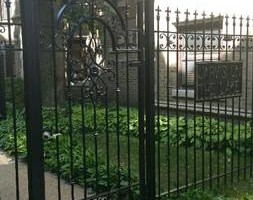 Photo #1: Iron work (gates, fences, balconies, locks, mailboxes and repairs)