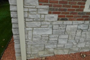 Photo #1: Tuckpointing / brick / concrete