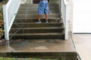 Photo #1: Perfection Powerwashing Services