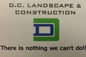Photo #1: DC Landscape & Construction. We do masonry work