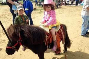 Photo #1: ABBY's Pony Rides