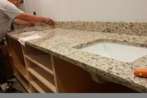 Photo #1: Countertops, Silestone Granite Quartz! Free in home estimates!