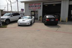 Photo #1: Quality auto body llc DENT REPAIR BDR