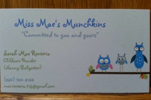 Photo #1: Nanny/Babysitter/Tutor (occasional, part-time, full-time services)