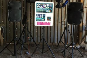 Photo #1: Jukebox karaoke Dj Party Rentals Rockola