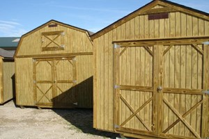 Photo #1: I move portable buildings sheds sea containers offices