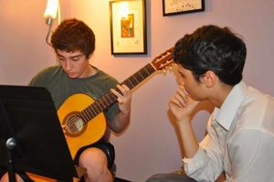 Photo #1: Guitar Lessons for All Ages