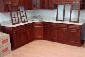 Photo #1: ** KITCHEN CABINETS - COUNTERTOPS **