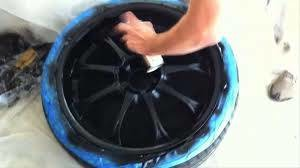 Photo #1: PAINT RIMS CHEAP!
