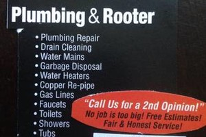 Photo #1: All plumbing best prices in town