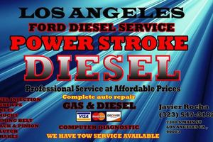 Photo #1: FORD DIESEL MECHANIC REPAIR