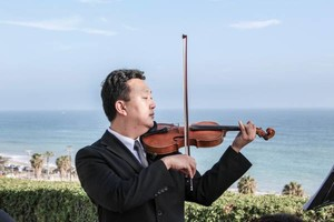Photo #1: Professional Violinist, Masters Degree, Avail. for Weddings, Events