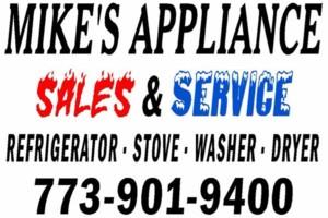 Photo #1: Mike's Appliance Repair