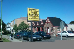 Photo #1: PASS YOUR EMISSION TEST - DIVERSEY AND NEW ENGLAND AUTO SERVICE
