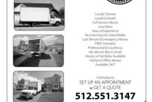 Photo #1: Let Us Help You Move | Capital Movers | 5 Star Movers