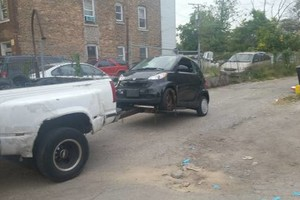 Photo #1: Tow truck, towing starting at $40