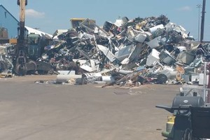 Photo #1: WILL PICK UP YOUR APPLIANCES,Computer, CARS SCRAP METAL** free pick up