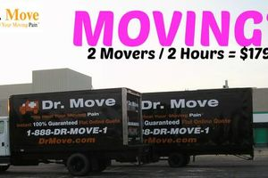 Photo #1: Movers Mike / 2-Hours = $179.00